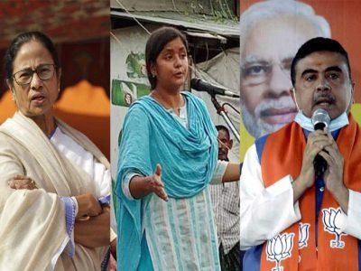 नंदीग्राम: ममता और BJP का खेल बिगाड़ने आई ये लड़की, जानें कौन है जो नौकरी छोड़कर लड़ रही चुनाव