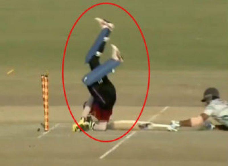 RCB में शामिल हुए इस युवा क्रिकेटर ने किया ऐसा रन आउट, विराट कोहली भी हो जाएंगे इंप्रेस! वीडियो
