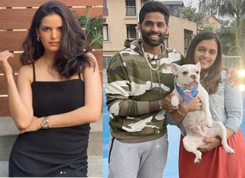 हार्दिक की पत्नी ने सूर्यकुमार यादव की बीवी की तस्वीर पोस्ट कर कही ऐसी बात, जबरदस्त ट्रोल!