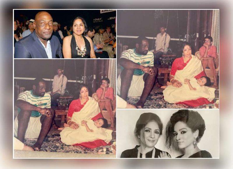 मसाबा गुप्ता ने शेयर की माता-पिता के साथ अनदेखी तस्वीर, याद आ गई नीना-विवियन की अधूरी लव स्टोरी