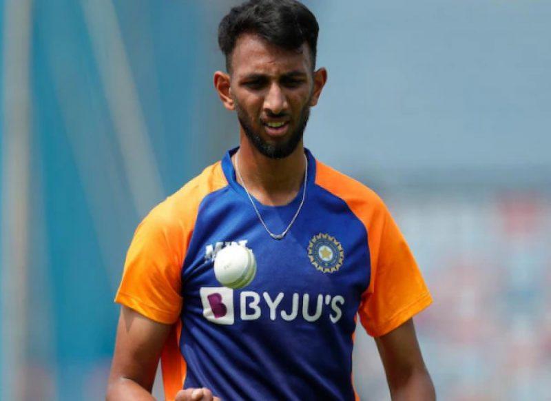 Prasidh Krishna- सिर्फ 3 साल में KKR के नेटबॉलर से टीम इंडिया तक, ऐसे प्रसिद्ध हो गये कृष्णा!