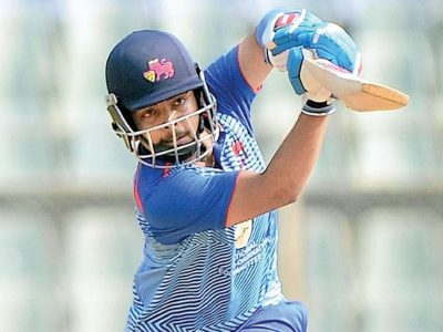 विजय हजारे ट्रॉफी- पृथ्वी शॉ ने बतौर कप्तान जड़ा लगातार तीसरा शतक, ठोंका टीम इंडिया में दावा!