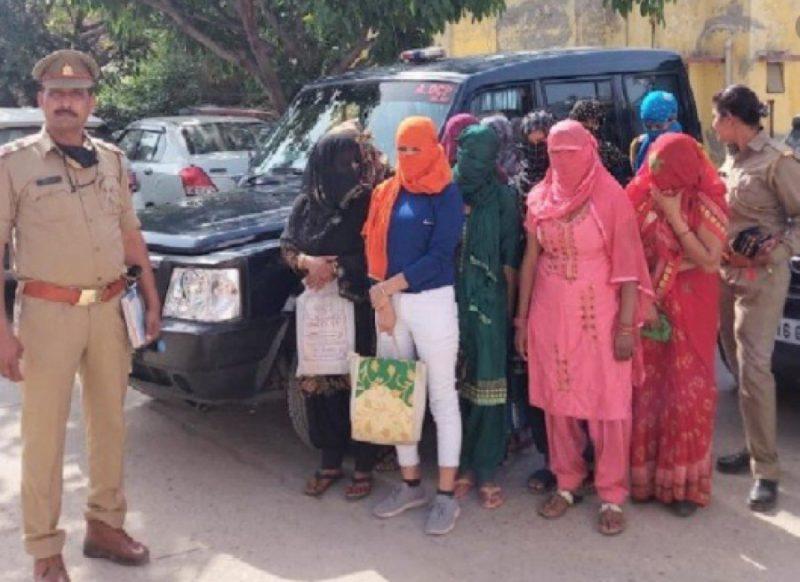 नामी होटल में गंदा खेल, 12 महिलाओं के साथ 11 गिरफ्तार, पुलिस वाले भी नपे!