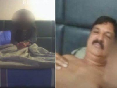 पूर्व मंत्री के साथ आपत्तिजनक हालत में दिखने वाली युवती गायब, पिता ने दर्ज कराया मुकदमा!