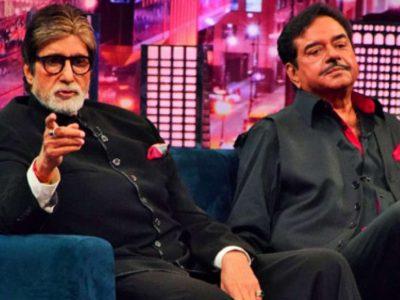 खुद गाड़ी में बैठ अमिताभ बच्चन से धक्का लगवाते थे शत्रुघ्न सिन्हा, महानायक ने सुनाई कहानी, वीडियो