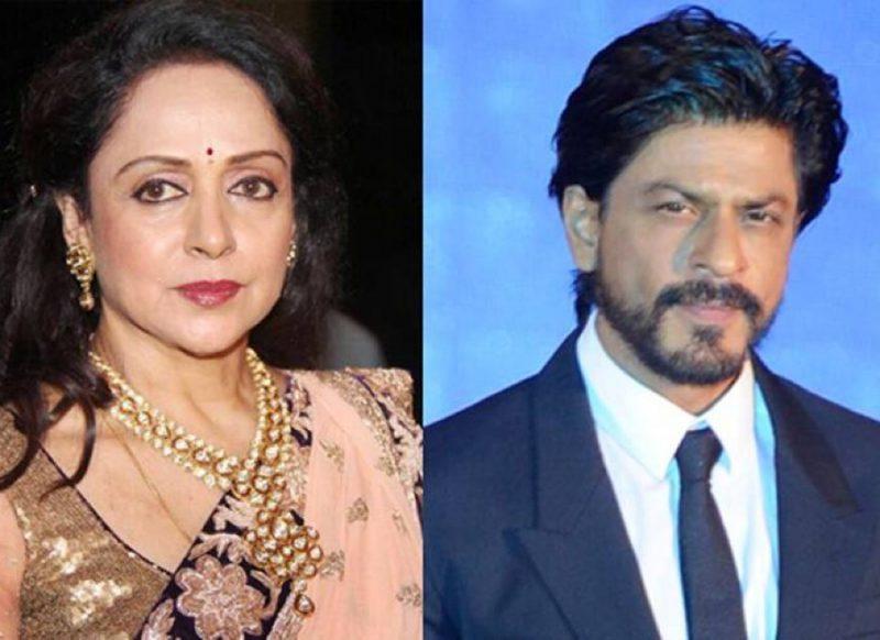 जब शाहरुख खान को आया था हेमा मालिनी का फोन, लगा कोई लड़की मजाक कर रही?