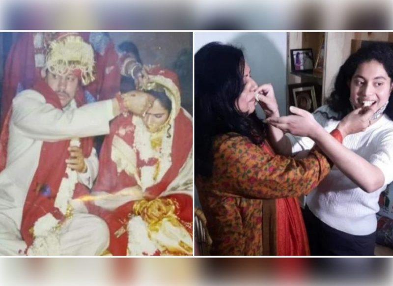 जानिए क्या करती हैं उत्तराखंड के नए CM की पत्नी और बेटी, शादी की तस्वीर आईं सामने