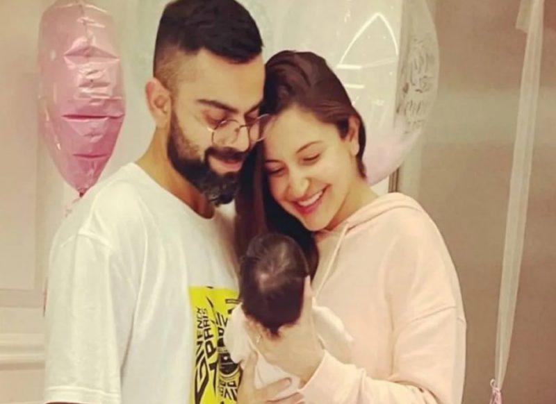 विराट कोहली ने महिला दिवस पर पोस्ट की पत्नी और बेटी की तस्वीर, मजबूत संदेश से जीत लिया दिल!