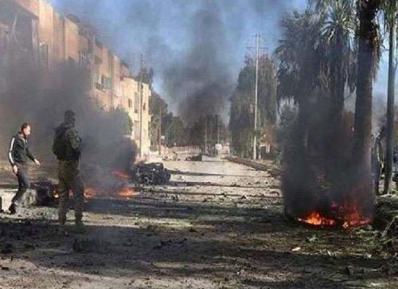आर्मी के ट्रक पर हमला, IED ब्लास्ट में सेना का जवान हुआ शहीद, 4 हुए घायल