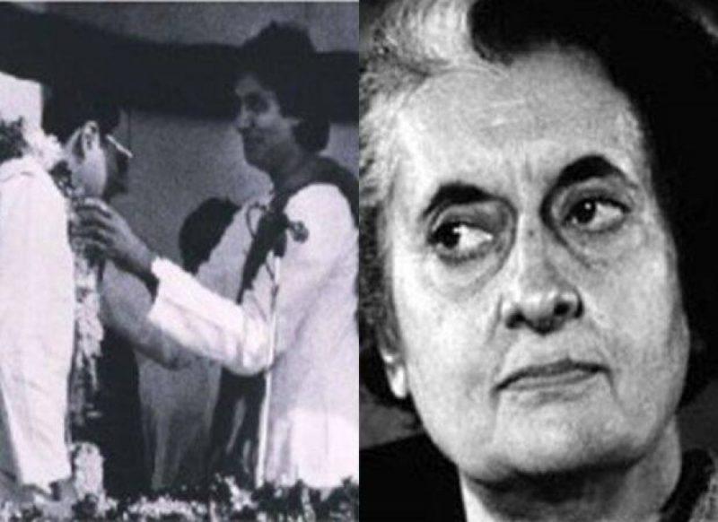 इंदिरा ने अपनी हत्या से ठीक पहले अमिताभ को लेकर बेटे राजीव को दी थी चेतावनी, 2 बातों को मत भूलना!