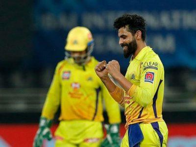 IPL 2021- राजस्थान रॉयल्स ने 21 गेंद में गंवाया मैच, रविन्द्र जडेजा ने बनाया अनोखा रिकॉर्ड