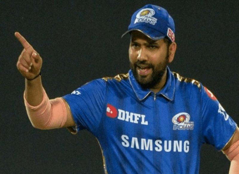 दिल्ली कैपिटल्स के खिलाफ हार के बाद मुंबई इंडियंस के कप्तान रोहित शर्मा पर भारी जुर्माना
