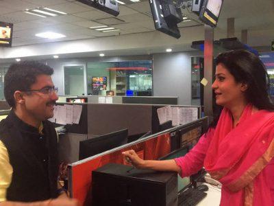 अंजना ओम कश्यप से लेकर रुबिका लियाकत तक, रोहित सरदाना के लिये धड़ाधड़ ट्वीट्स