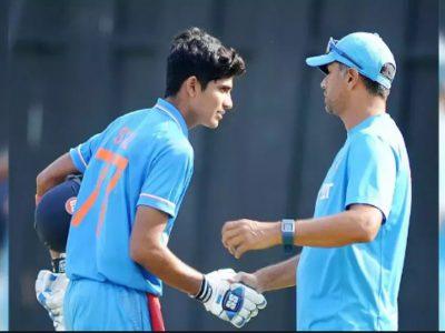 पाकिस्तान के खिलाफ मैच से पहले था IPL ऑक्शन, राहुल द्रविड़ ने करवा दिया था फोन बंद, शुभमन गिल ने सुनाया किस्सा!
