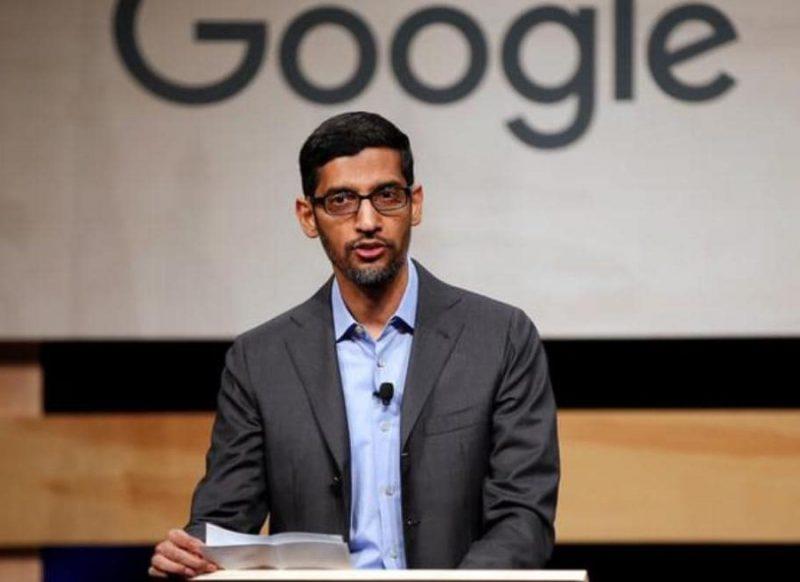 कोरोना संकट के बीच मदद के लिये आगे आये Google वाले सुंदर पिचाई, इतने अरब का ऐलान
