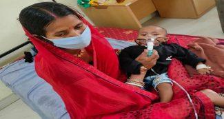 कोरोना पर भारी पड़ी मां की ममता! नर्स से लेकर डॉक्टर की आंखों से भी छलके आंसू