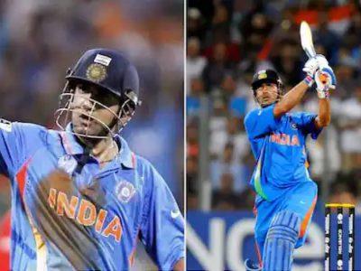 2011 विश्वकप जीत पर बोले गौतम गंभीर, 1 छक्के से नहीं हर खिलाड़ी के योगदान से जीते, बिना नाम लिये निशाना!