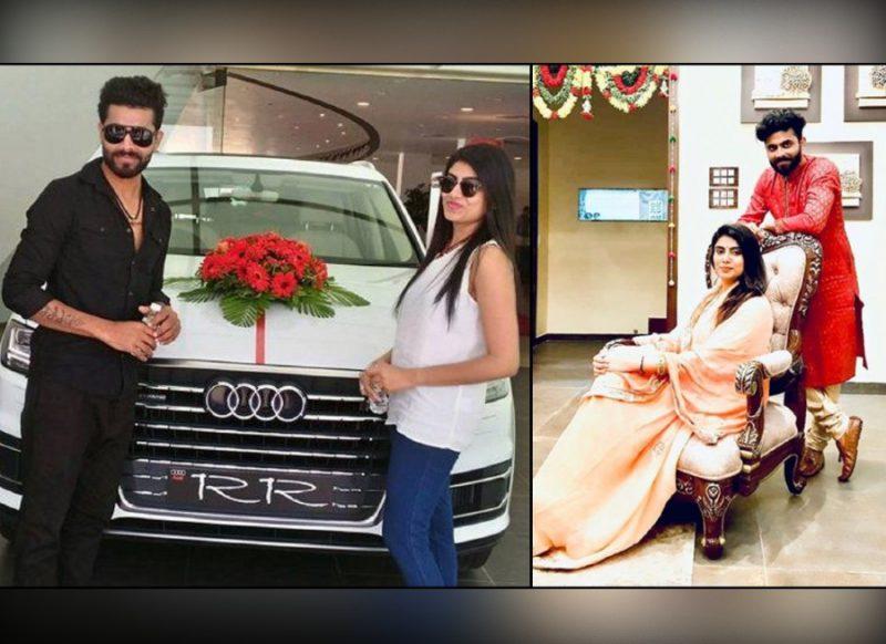 करोड़पति बिजनेसमैन की बेटी हैं रीवा, शादी से पहले ही ससुर ने दी थी रवींद्र जडेजा को 1 करोड़ की ऑडी