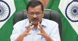 दिल्ली में एक हफ्ते के लिये बढा लॉकडाउन, अब 3 मई तक तालाबंदी, जानिये सीएम ने क्या कहा?