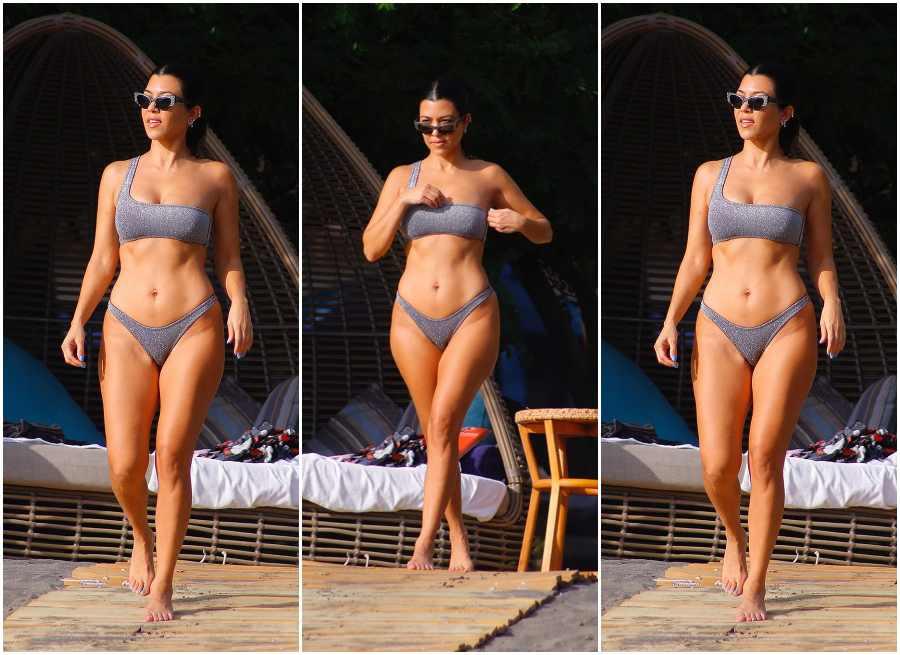 kourtney kardashian photo