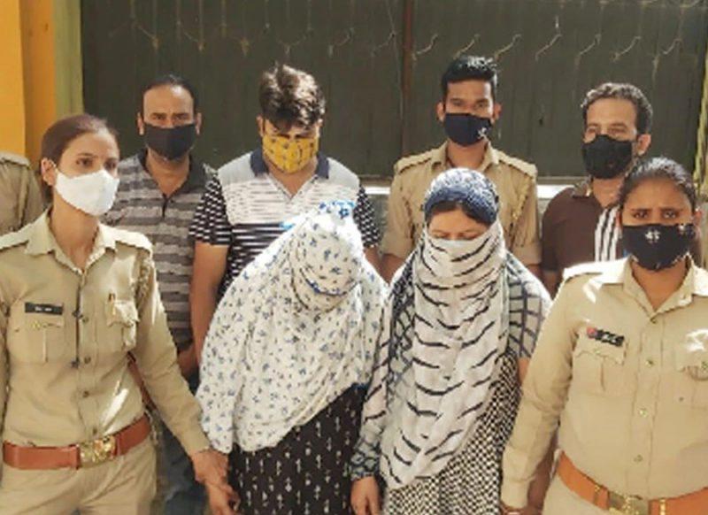 UP- महिलाओं के जाल में फंसकर पुरुष उतारते थे कपड़े, फिर 'पुलिसवाले' करते वसूली!