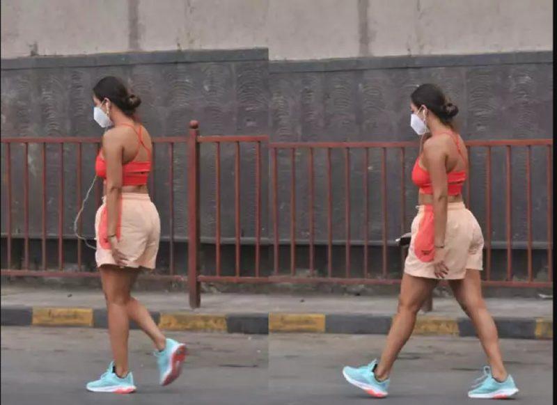 मलाइका अरोड़ा ने घर से बाहर निकाले कदम, फैंस का फिर धड़का दिल, तस्वीरें
