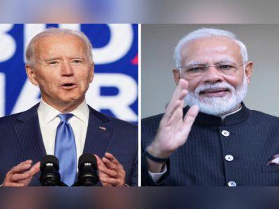 कोरोना से लड़ाई में भारत के साथ आया अमेरिका, बाइडेन बोले- संकट में भारत ने की मदद, अब हम करेंगे