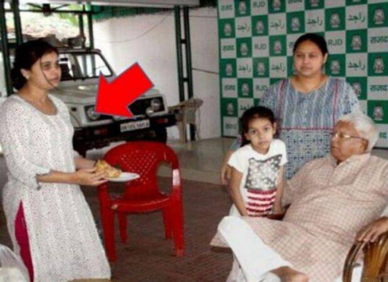 7 बहनों में सबसे कम पढी-लिखी है लालू की ये बेटी, फिर भी संभाल रही करोड़ों का बिजनेस!