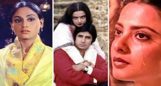 आखिर ऐसा क्या हुआ था कि आपा खो बैठीं जया बच्चन, 41 साल पहले जड़ दिया रेखा को तमाचा