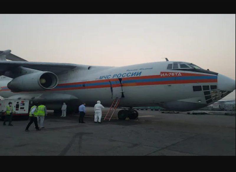 पीएम मोदी ने पुतिन से की बात, रुस से अगले दिन पहुंची मदद के लिये दो विमान, पढिये पूरी खबर