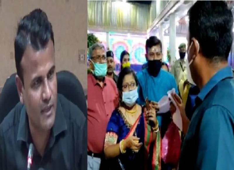 ड्रग्स लेने पर सेना से निकाले गये थे DM शैलेश कुमार यादव, खुला 15 साल पुराना चिट्ठा