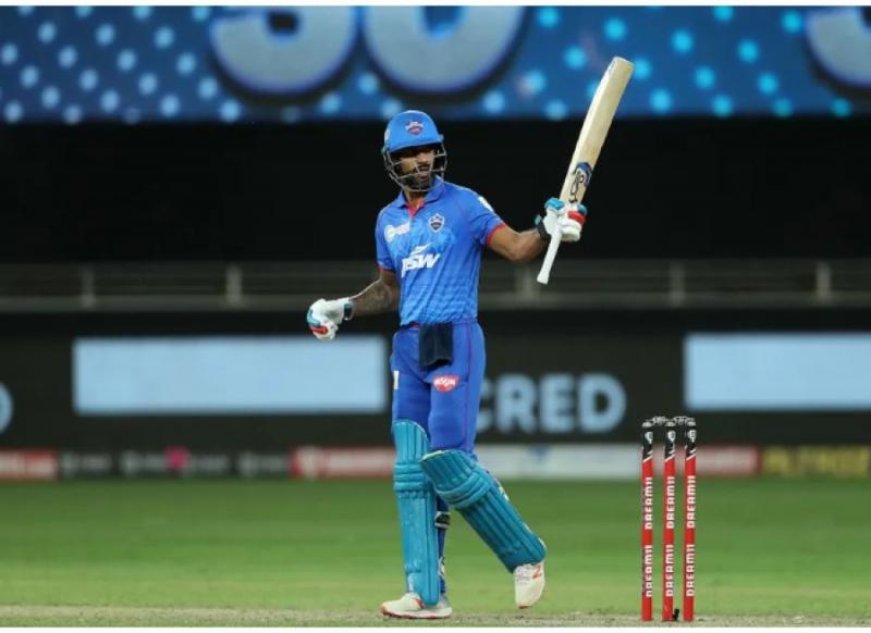 IPL 2021 के सबसे बड़े 'रनवीर' बने शिखर धवन, विराट-शास्त्री को गलत साबित किया!