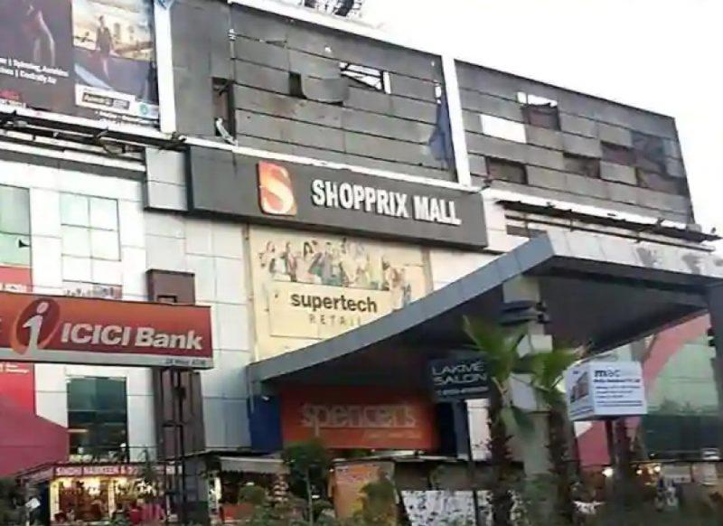 शॉप्रिक्स मॉल के हाई फाई स्पा सेंटर में चल रहा था देह व्यापार, 7 ग्राहक समेत 14 लड़कियां…