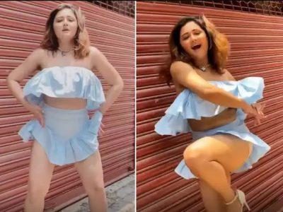 रश्मि देसाई का धमाकेदार डांस वीडियो, यूजर कर रहे अजब-गजब कमेंट्स