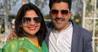 रोहित सरदाना को बदनाम करने वालों पर भड़की उनकी पत्नी, बताया कितनी संपत्ति छोड़ गये उनके पति