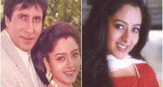 मौत से पहले बीजेपी से जुड़ी थी, दो महीने की प्रेग्नेंट थी अमिताभ बच्चन की एक्ट्रेस, हैरान कर देने वाली कहानी