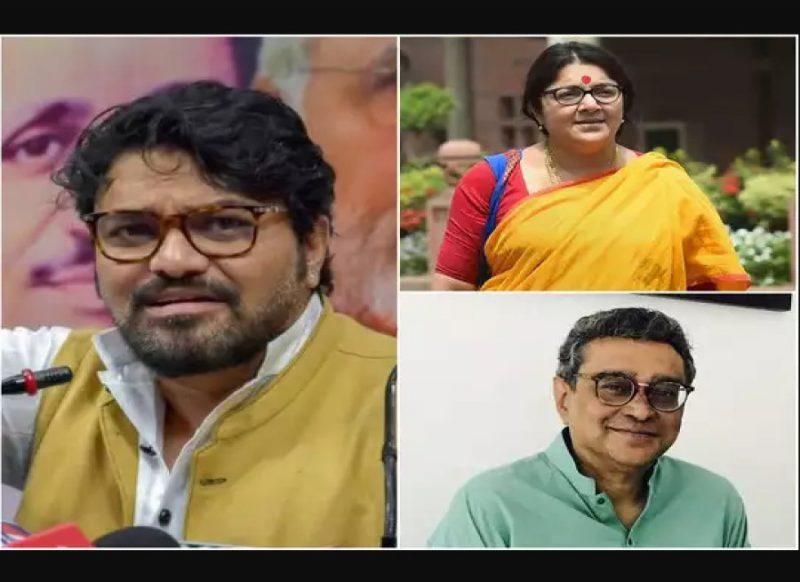चल ना सका बीजेपी का बंगाल में ये दांव, केन्द्रीय मंत्री से लेकर सांसद तक हार की कगार पर