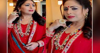 गीता कपूर ने सिंदूर लगाकर तस्वीर की पोस्ट, फैंस चौंके, पूछ रहे- कब की शादी-किसने भरी मांग