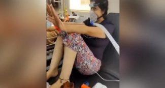कोरोना से मात खा गई 'लव यू जिंदगी' पर झूमने वाली लड़की, दिखाई थी जबरदस्त हिम्मत