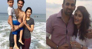 कैफ से लेकर जहीर खान तक, धर्म की दीवार तोड़ इन 5 क्रिकेटरों ने की शादी