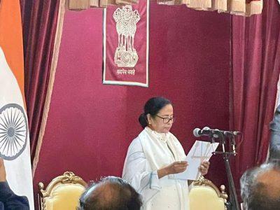 लगातार तीसरी बार ममता बनर्जी ने ली मुख्यमंत्री पद की शपथ, जानिये राजनीतिक करियर