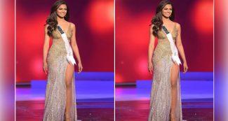 मिस यूनीवर्स 2020: इंडियन मॉडल से पूछा गया लॉकडाउन पर सवाल, जवाब सुनकर वाह वाह करने लगे जज