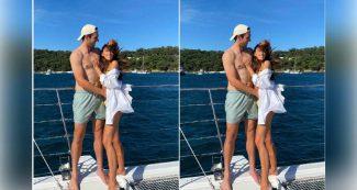 बिन शादी पापा बनने वाला है KKR का ये क्रिकेटर, वॉर्नर की पत्नी का मजेदार कमेंट