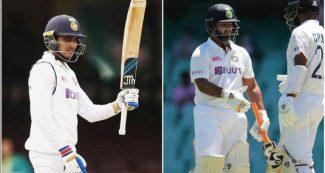 पहले शुभमन गिल का पचासा, फिर पंत ने ताबड़तोड़ अंदाज में ठोंका शतक, टीम इंडिया के लिये शुभ संकेत