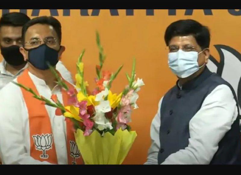 यूपी चुनाव से पहले बड़ा खेल, टीम राहुल के अहम सदस्य बीजेपी में शामिल