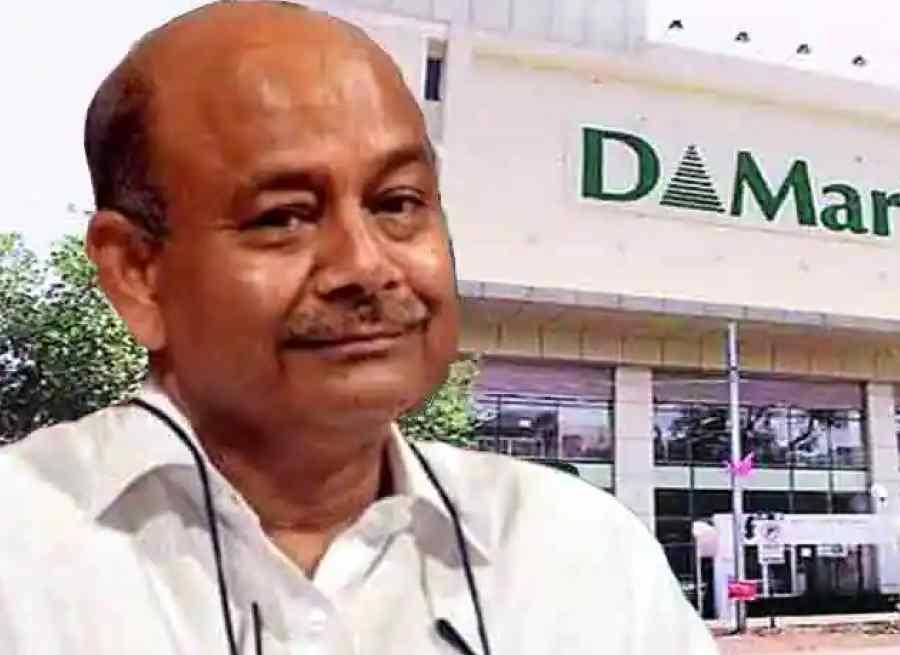 d-mart founder radhakishan damani
