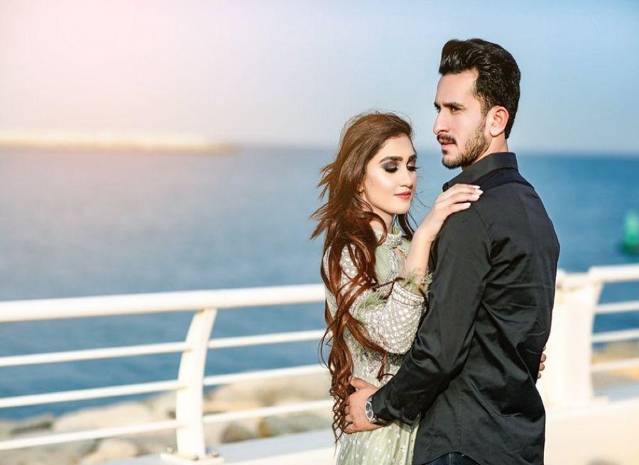 hasan ali wife