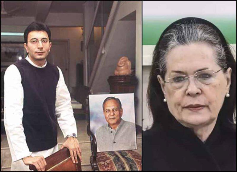 जितिन प्रसाद के पिता ने भी की थी बगावत, सोनिया गांधी को दे दी थी सीधी चुनौती, पढ़ें