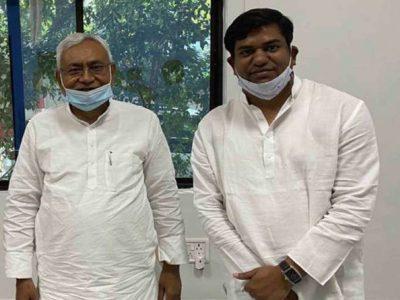 बिहार- एनडीए के सहयोगी ही खड़ी कर रहे मुश्किल, अब मुकेश सहनी ने नीतीश के सामने रखी बड़ी मांग