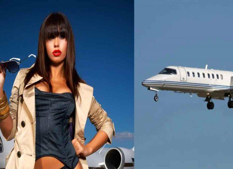 प्राइवेट जेट हैं अय्याशी का अड्डा, होता है हर गलत काम, Air Hostess ने बयां किया अमीरों का सच